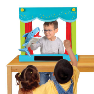 Carry Case Puppet Theatre & Shop