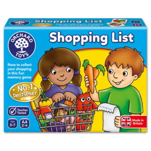 Shopping List Game