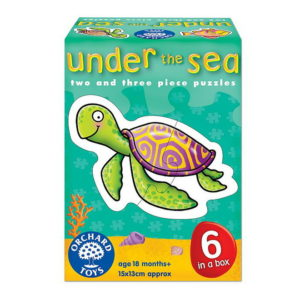 Under The Sea First Puzzle