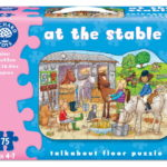 At the Stable Floor Puzzle