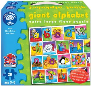 Giant Alphabet Floor Puzzle