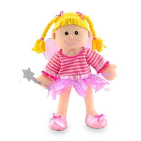 Fairy Tellatale Hand Puppet