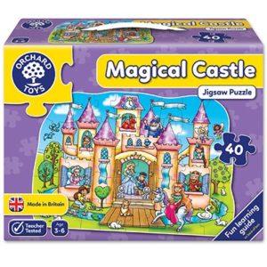 Magical Castle 40 piece jigsaw puzzle