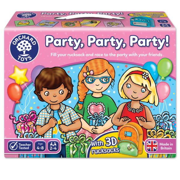 Party Party Party Game