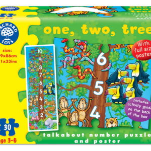 One Two Tree Floor Puzzle