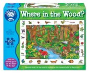 Where in the Wood Puzzle