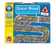 Giant Road Floor Puzzle