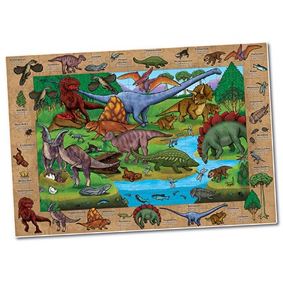Dinosaur Discovery puzzle1
