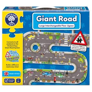 Giant Road Jigsaw