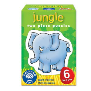 Jungle First Puzzle