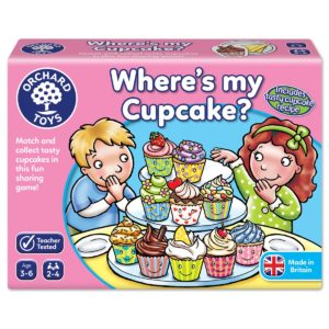 wheres my cupcake game