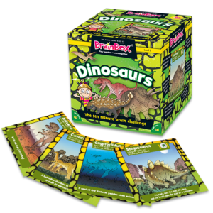 BrainBox Dinosaurs