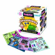 BrainBox inventions box and cards NEW1