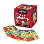BrainBox world history box and cards New1