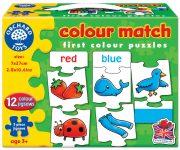 Colour Match Puzzle