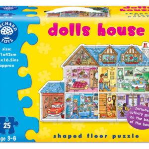 Dolls House Floor Puzzle