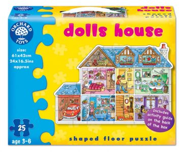 Dolls House Floor Puzzle