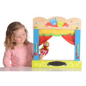 Carry Case Finger Puppet Theatre