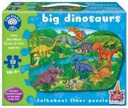 Big Dinosaurs Puzzle