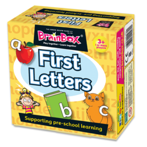 BrainBox First Letters