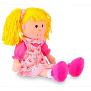 Goldilocks Rag Doll