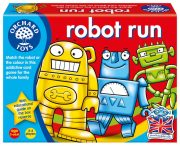 Robot Run Game