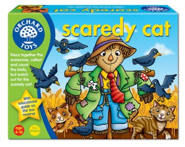 Scaredy Cat Game