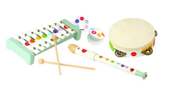 Musical & Sound Toys