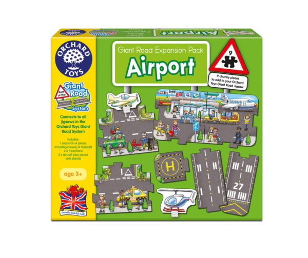 Expansion Pack Airport