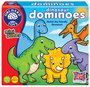 Dinosaur Dominoes