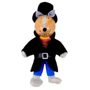 Big Bad Wolf Finger Puppet