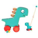 Dinosaur Push n Roll