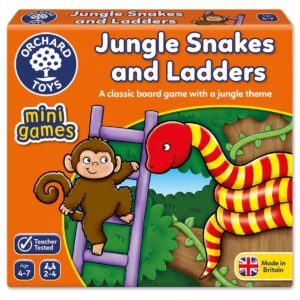 Jungle Snakes and Ladders