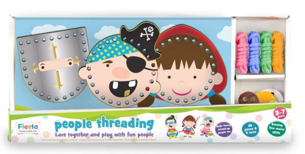 People Threading Set