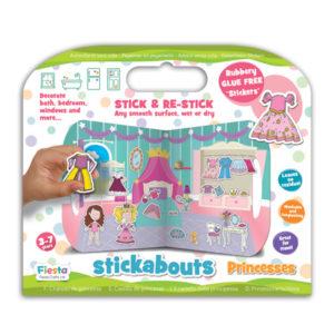 Stickabouts Princesses