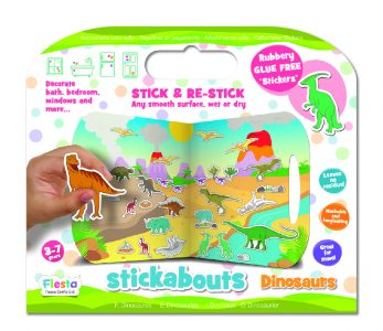 Stickabouts Dinosaurs