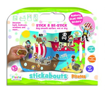 Stickabouts Pirates