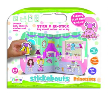 Stickabouts Princess