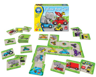 Follow that Car Game