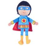 Boy Hero Finger Puppet
