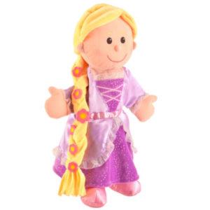 Rapunzel Hand Puppet