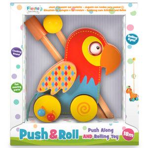 Parrot Push n Roll