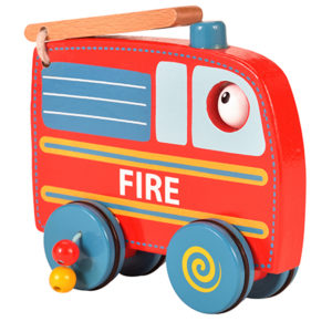 Fire Engine Push n Roll