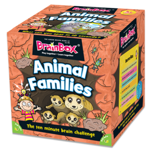 BrainBox Animal Families
