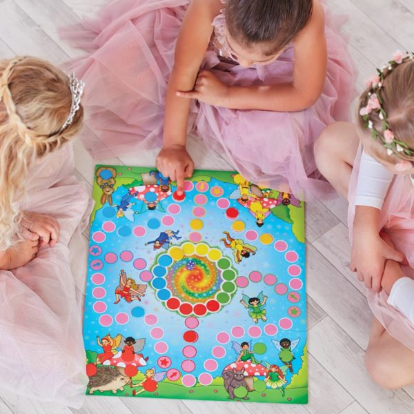 fairy snakes and ladders