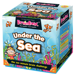 BrainBox Under the Sea