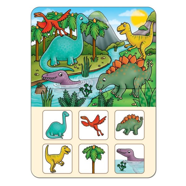 Dinosaur Lotto Contents 1
