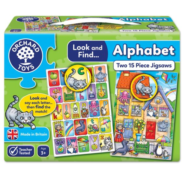 Look and Find Alphabet (1)