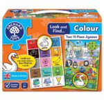 Look and Find Colour Jigsaw
