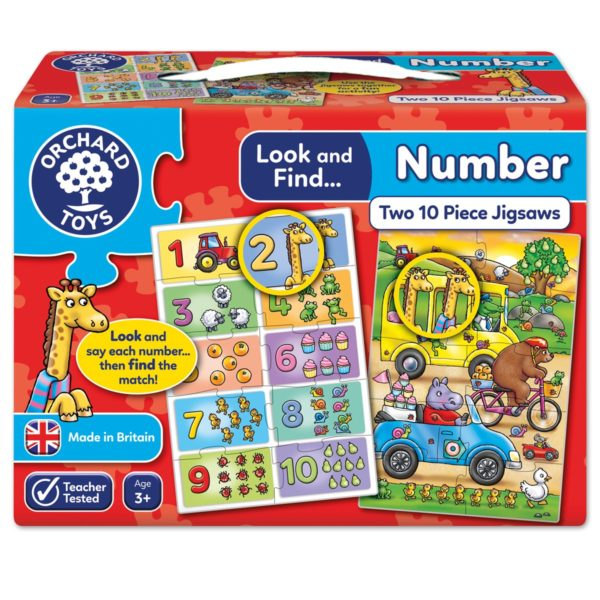 Look and Find Number (1)